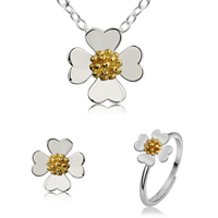 Fashion Sterling Silver Jewelry Sets