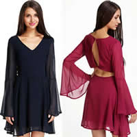 Autumn and Winter Dress