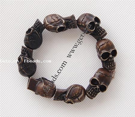 Skull Bracelet Bracelets Resin Skull