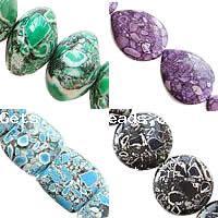 Mosaic Turquoise Beads