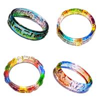 Coloured Glaze Lampwork Bracelets