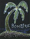 Rhinestone Hot Fix Motif, Coconut, Grade AA, 343x245mm, Sold By PC