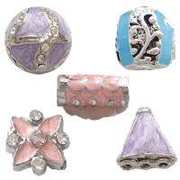 Enamel Jewelry Beads