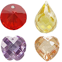 Cubic Zirconia Jewelry Pendants