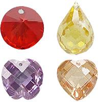 Cubic Zirconia Jewelry Pendants