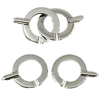 Stainless Steel Interlocking Clasp