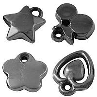 Plumbum Black Acrylic Pendants