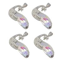 Brass CRYSTALLIZED™ Crystal Pendants