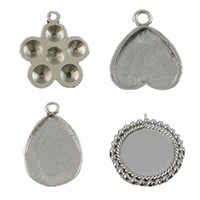 Stainless Steel Cabochon Setting