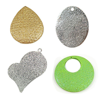 Stardust Iron Pendants