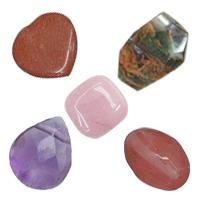 Single Gemstone Beads
