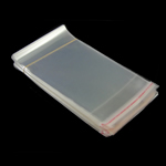 OPP Self Sealing Bag, OPP Bag, transparent & different size for choice, 1000PCs/Lot, Sold By Lot
