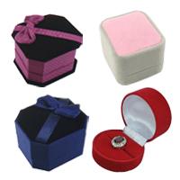 Velveteen Ring Box