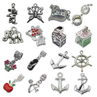 Zinc Alloy Pendants