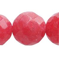 Jade Red Bead