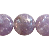 Purple Stone Bead
