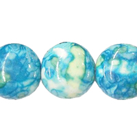 Rain Flower Stone Beads