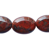 Jasper Brecciated Beads