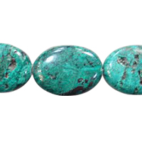 Chinese Chrysocolla Beads