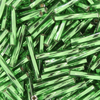 Bugle Japanese Glass Seed Beads
