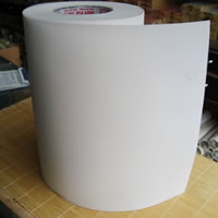 Hot Fix Tape, more sizes for choice, white, 6PCs/Lot, 100m/PC, Sold By Lot