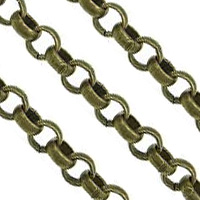 Iron Rolo Chain