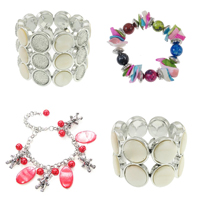 CCB Shell Bracelets