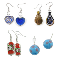 Lampwork Jewelry Earring