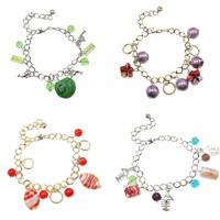 CCB Lampwork Bracelets