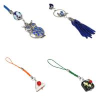 Lampwork Jewelry Phone Lanyard