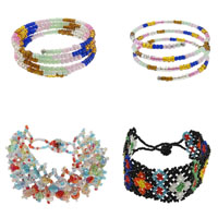 Glass Seed Bead Bracelets