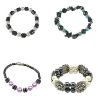 Glass Beads Magnetic Bracelets