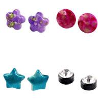 Acrylic Stud Earring