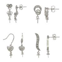 Brass Earring Drop Component