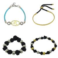 Stainless Steel Nylon Cord Bracelets
