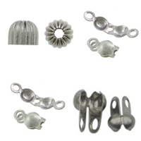 Stainless Steel Bead Tips