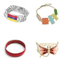 Enamel Bracelet & Bangle