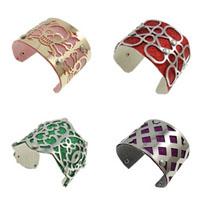 Iron Cuff Bracelets