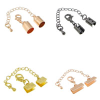 Brass Lobster Claw Cord Clasp