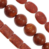 Grass Coral Beads