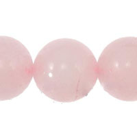 Natural Rose Quartz Beads