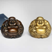 Buddhist Statues, Brass, Buddha, plated, Buddhist jewelry & more sizes for choice, more colors for choice, lead & cadmium free, Sold By PC