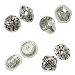 Zinc Alloy Jewelry Beads