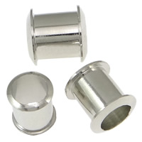 Brass Grommet, Column, plated, different size for choice, more colors for choice, nickel, lead & cadmium free, Sold By PC