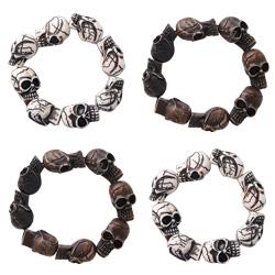 Imitation Yak Bone Bracelets
