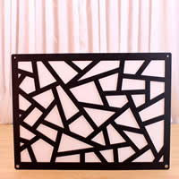 Jewelry Photo Props, Wood, Rectangle, black, 490x370mm, Sold By PC
