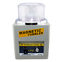 Stainless Steel Magnetic Tumbler, with Plastic, 280x260x400mm,160x100mm, Sold By PC