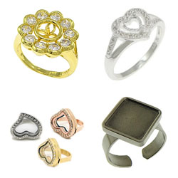 Finger Ring Setting