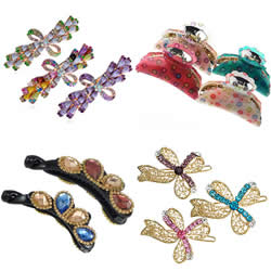 Hair Jewelry Clip