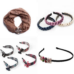 Hair Jewelry Band
